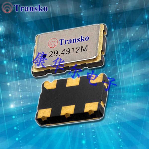 Transko晶振,有源晶振,TG32低相位振动子