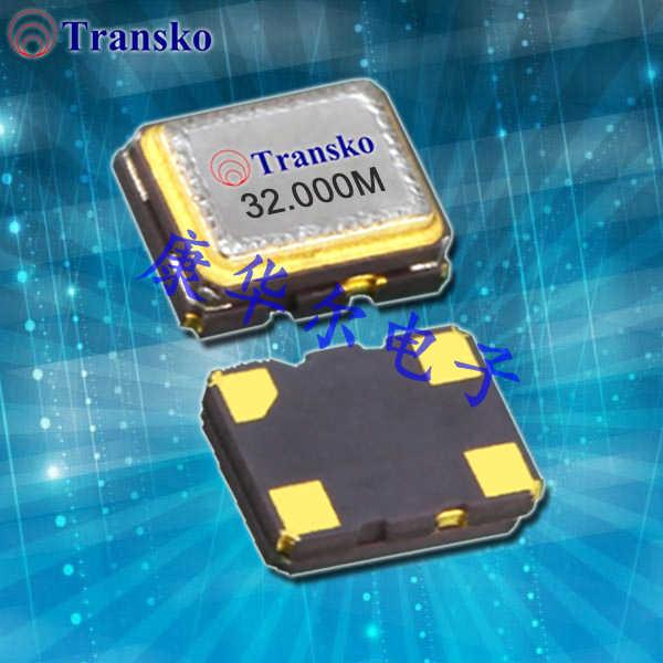 Transko晶振,TCXO振荡器,TX-N石英振荡子